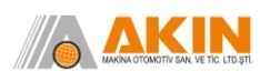 AKIN Machiney (AKIN MAKİNA)